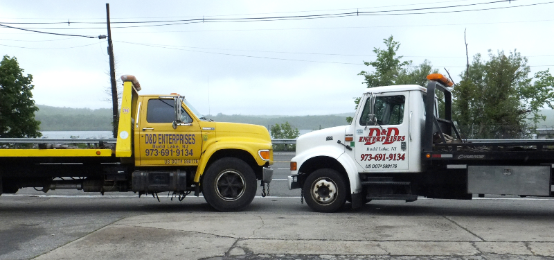 D&D Flatbed Towing