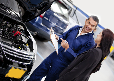 Inspection of Used Cars